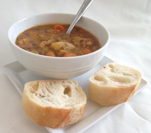 lentil soup 4a
